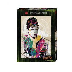 Puzzle Audrey 1000 pezzi