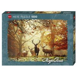 Puzzle Magic Forests 1000 pezzi