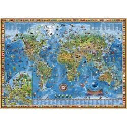 Puzzle Amazing World 2000 pezzi