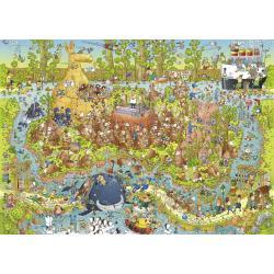 Puzzle Australian habitat 1000 pezzi