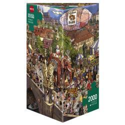 Puzzle Street Parade 2000 pezzi