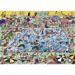 Puzzle Cool Down! 1000 pezzi