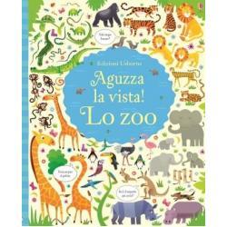 Libro Lo Zoo Aguzza la vista +4