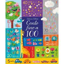 Libro Conto Fino a 100 dai 5 anni