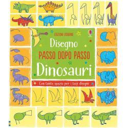 Libro Disegno Dinosauri dai 5 anni