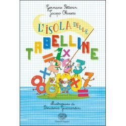 Libro Isola Delle Tabelline dai 7 anni