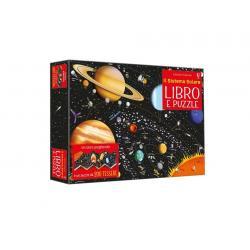 Libro e puzzle Sistema solare dai 5 anni