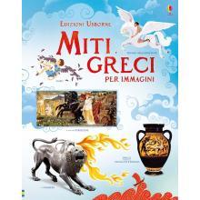 Libro Miti greci - per immagini dai 7 anni
