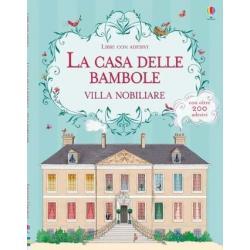 Libro adesivi Villa nobiliare dai 5 anni