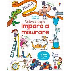 Libro Imparo a misurare dai 6 anni