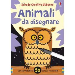 Schede creative Animali dai 4 anni