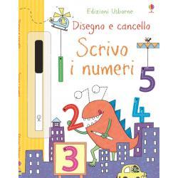 Libro Scrivo i numeri dai 4-6 anni