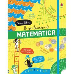 Libro Il Mio Taccuino di Matematica dai 7 anni
