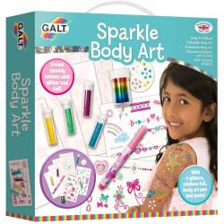 Sparkle body art dai 6 anni