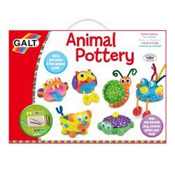 Animali di argila dai 6 anni