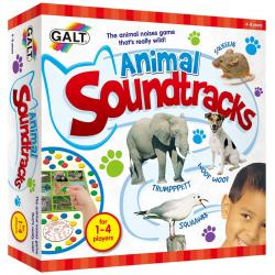 ANIMAL SOUNDTRACKS 4-8 ANNI