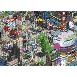 Puzzle Berlin 1000 pezzi