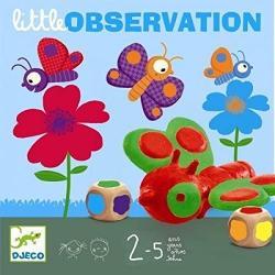 Little Observation da 2 e mezzo a 5 anni