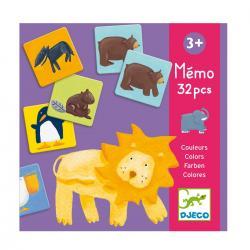Memo Animali 32 pezzi dai 3 anni