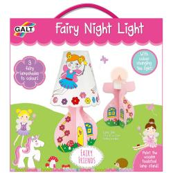 Fairy night light dai 5 anni