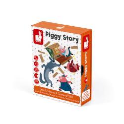 Piggy Story 3-8 anni