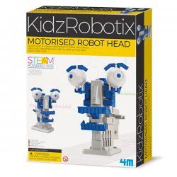 Testa Robotica Motorizzata dai 8 anni