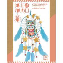 Civetta Dorata Scaccia Incubi Kit Creativo dai 7 anni