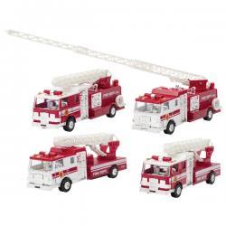 Pompieri con luci e suoni, L= 17,5 cm dai 3 anni