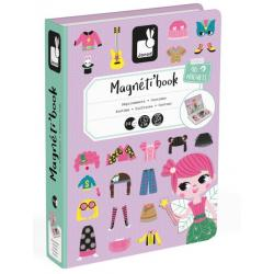 Magneti'Book vesti la bambina