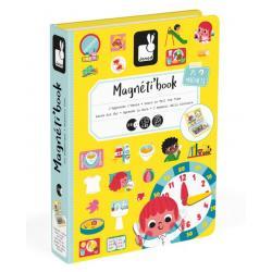 Magneti Book Impariamo Le Ore +3 anni