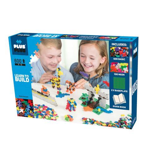 Costruzioni Plus Plus Learn to Build 1