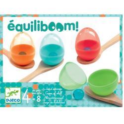 Equiliboom non fare cadere le uova dai 4 anni