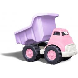 Camion Pink ribaltabile Green toys da 1 anno