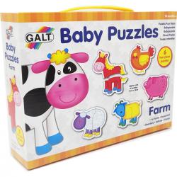 Baby Puzzle Fattoria da 18 mesi