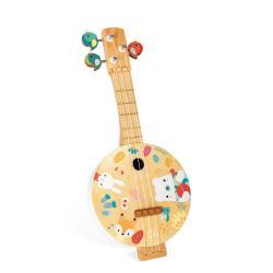Banjo con 3 corde +3 anni