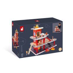 Caserma dei Pompieri +3 anni