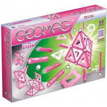 Geomag pink 68 pz dai 3 anni