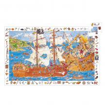 Puzzle osservazione pirati 100 pezzi dai 5 anni