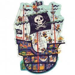 Puzzle Gigante La Nave Dei Pirati 36 pezzi dai 4 anni