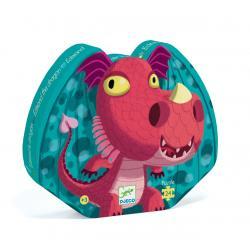 Puzzle Edmond The Dragon 24 pezzi dai 3 anni