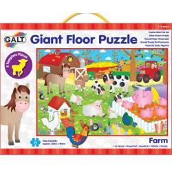 Puzzle Gigante Fattoria 3-6 anni