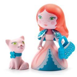 Rosa e Cat Arty Toys