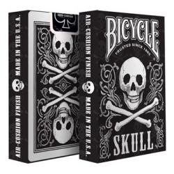 Bicycle® Skull