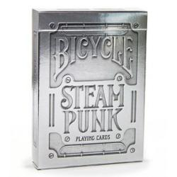 Bicycle® Silver Steampunk