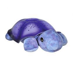 Tartaruga proiettore stelle viola Twilight Turtle purple Cloud B