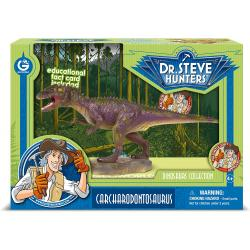 Dinosauro Carcharodontosaurus +4 anni
