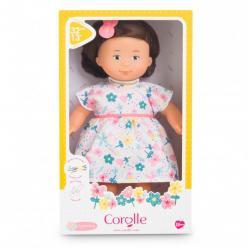 Bambola Eglantin Floreale + 18 mesi