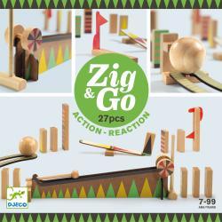 Reazione a Catena Zig and Go 27 pezzi dai 7 ai 99 anni