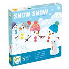 Snow Snow Gioco di Cooperazione + 5 anni