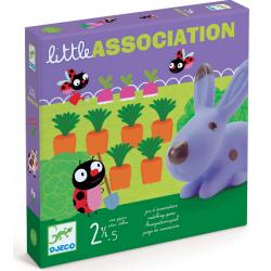 Little Association da 2 e mezzo a 5 anni